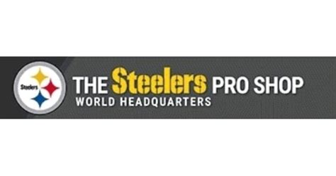 steelers pro shop coupon code verified oct