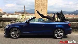 Audi Cabriolet A3 : nuova audi a3 cabriolet il nostro test drive youtube ~ Maxctalentgroup.com Avis de Voitures