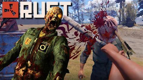 rust zombie server survival