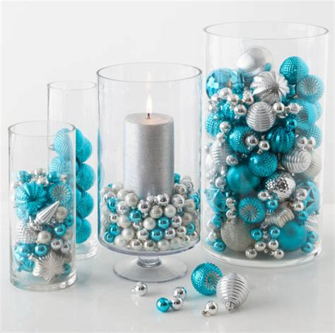 blue and silver christmas decoration ideas blue christmas decorations christmas celebration
