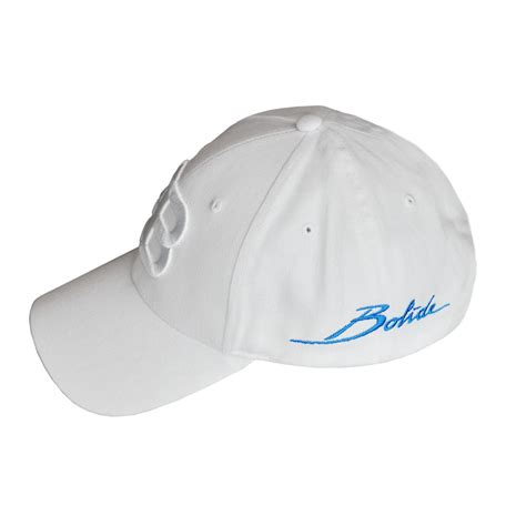 "View photos, features and more. ""Bolide"" Limited Edition Cap White - Bugatti Store"
