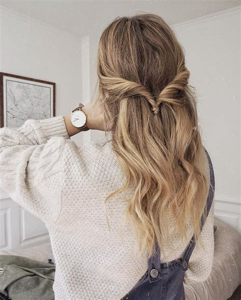 Easy Everyday Hairstyles by Best 25 Everyday Hairstyles Ideas On Easy