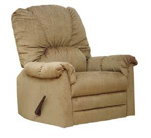 Catnapper Winner Rocker Recliner Upholstery: Linen