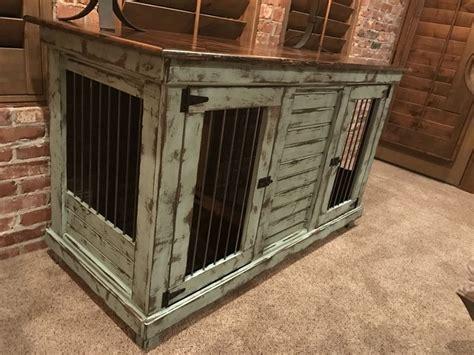 handcrafted dog kennel  dog crate custom dog kennel wooden dog kennel wire crate den