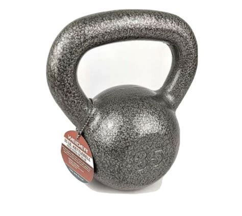 weider kettlebell lb kettle pounds lbs priority bell