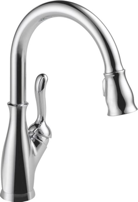 Delta Leland Kitchen Faucet Manual by Faucet 9178 Dst In Chrome By Delta