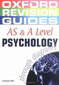 A Level Psychology Through Diagrams Oxford Revision Guides