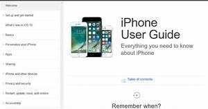 Iphone User Manual Pdf Download Free