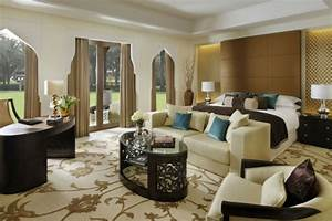 Bett Im Wohnzimmer : ein tolles hotel in dubai one only the palm ~ Lizthompson.info Haus und Dekorationen