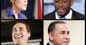 Florida's Democrat candidates for governor face off in 1st ...