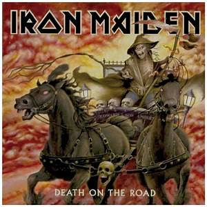 Iron Maiden Dance Of Death CD Covers