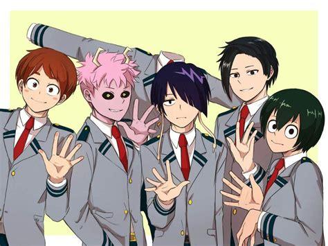Mha Female Characters Genderbent My Hero Academia Amino