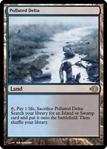 Polluted Delta  U00b7 Magic Online Promos  Prm   43582