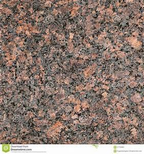 Seamless Red Granite Stone Texture Stock Image - Image ...