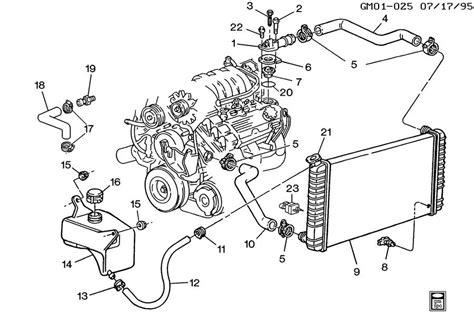 Diagram Engine For Pontiac Bonneville