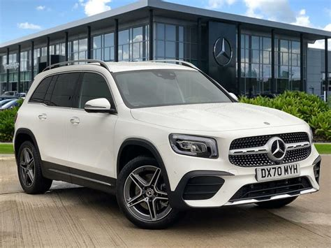 It is available in 6 colors, 3 variants, 2 engine, and 1 transmissions option: Used 2020 White Mercedes-Benz Other Models for sale   PistonHeads UK