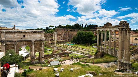Roman Forum - Our Escapades