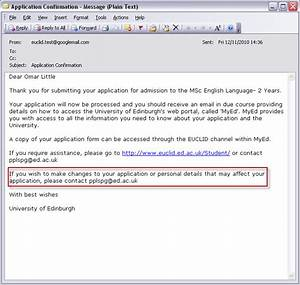 student systems ukba user guide With email application