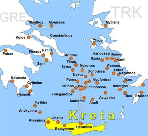 Kreta Fähre direkt buchen - Kreta Fähre online buchen