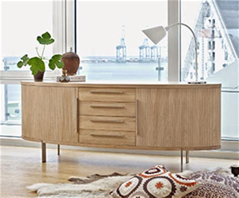 Ash Sideboard by Ash Sideboards Wharfside Solid Ash Furniture