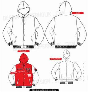 varsity jacket template fstjk004 vsthoodie templates station With sports jacket template