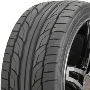 1-New 255/50ZR17 Nitto NT555 G2 101W 255 50 17 Performance ...