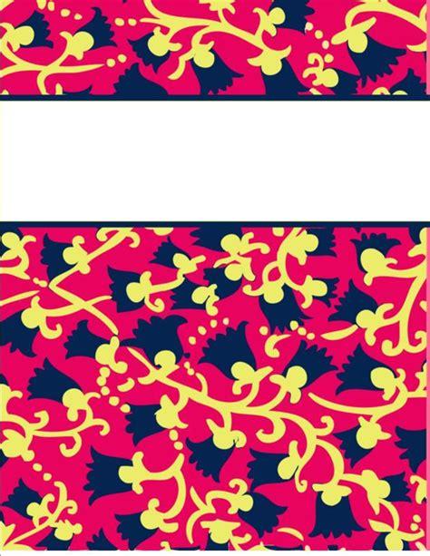cute binder covers happily hope