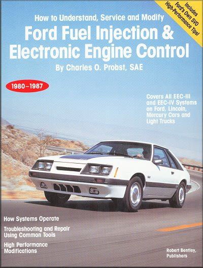 best auto repair manual 1987 subaru justy electronic valve timing ford fuel injection and electronic engine control 1980 1987 bentley