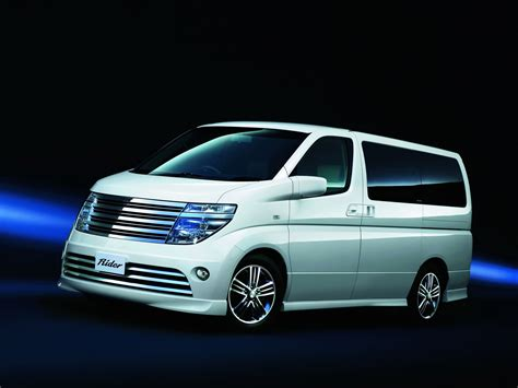 Nissan Elgrand Backgrounds by 2014 Nissan Elgrand E51 Pictures Information And