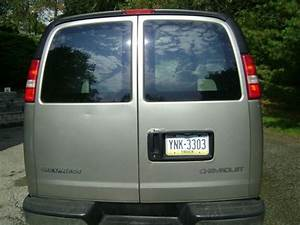 Find Used 2004 Chevy Express Van 1500 5 3 Silver In