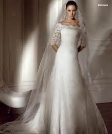 wedding gowns with sleeves enchanted serenity of period poll results kate middleton 39 s wedding dress and more sles