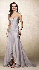 elegant mother of the bride dress with brilliant With wedding dress vow renewal