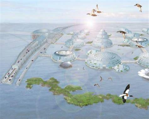 floating cities  innovative ideas
