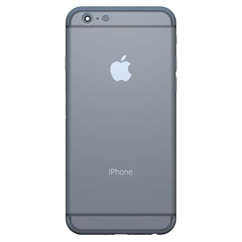 iphone space gray iphone 6 space grey 3d models cgtrader