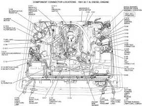 similiar 7 3 powerstroke diesel engine diagram keywords ford 7 3 idi sel engine diagram wiring diagram website