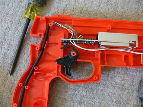 How To Upgrade Your Light Gun To Arcade Quality