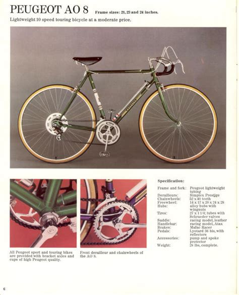 Peugeot Catalog by Peugeot Catalog 1974