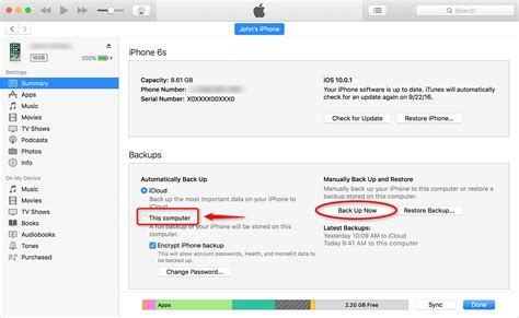 how to backup iphone to itunes solved how to backup and restore iphone with itunes