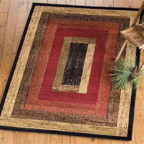 vintage woods rug