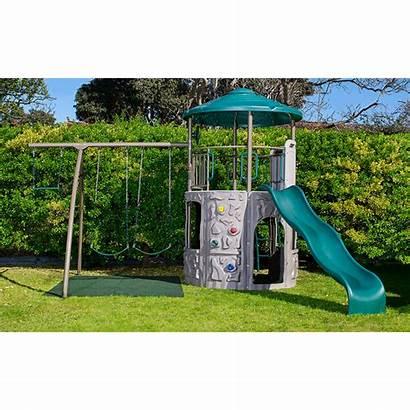 Swing Slide Climb Equipment Play Bunnings Rubber