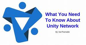 What You Need To Know About Unity Network Products ...