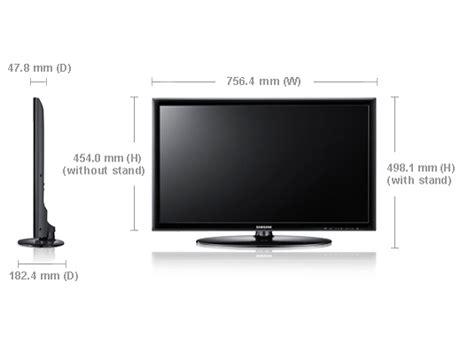 Televisión Samsung LED de 32 pulgadas (UN32D4003)