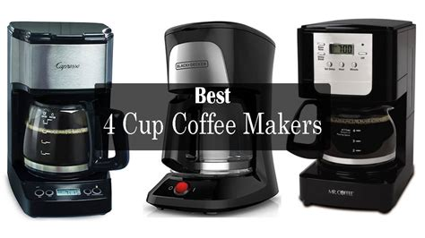 But how many scoops do you need? The Best 4 Cup Coffee Maker of 2020 - Reviews & Buyer's Guide