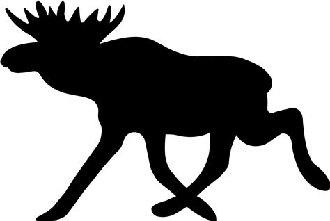 Moose Clipart Eps Free Clipart Panda Free Clipart Images