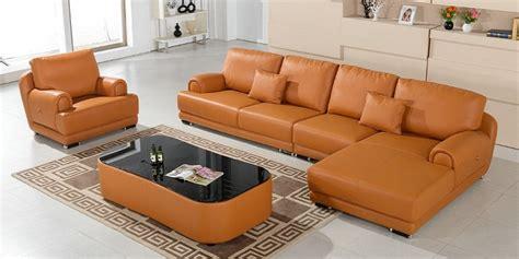 Unique Leather Sofa Sets