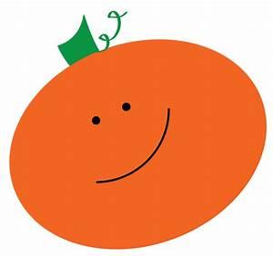 Cute Pumpkin Clipart - Clipartion.com