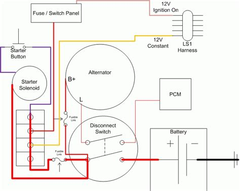 battery disconnect switch wiring diagram fuse box and wiring diagram