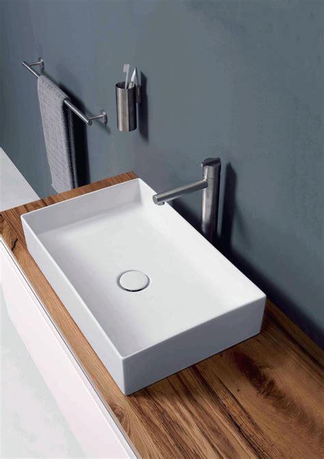 rubinetti alti lavabo appoggio rubinetti per lavabo 28 modelli diversi per ogni bagno