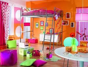 Lit Jeune Fille : chambre d 39 ados fille recherche google bed room inspiration pinterest recherche ~ Teatrodelosmanantiales.com Idées de Décoration