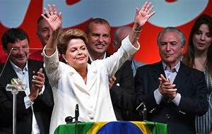 A riven country - Brazil's presidential election